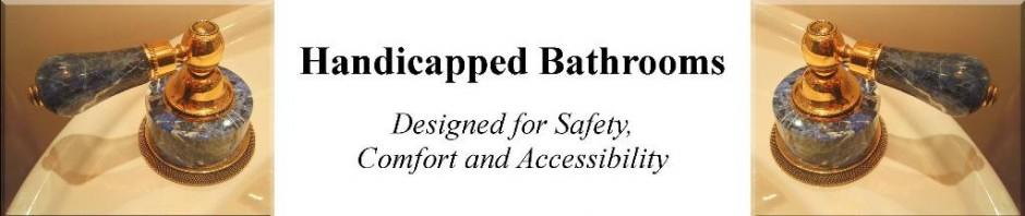 The Handicapped Bathroom header image